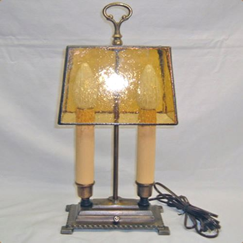 Cast Iron Table Lamp Old Lamps Things Llc