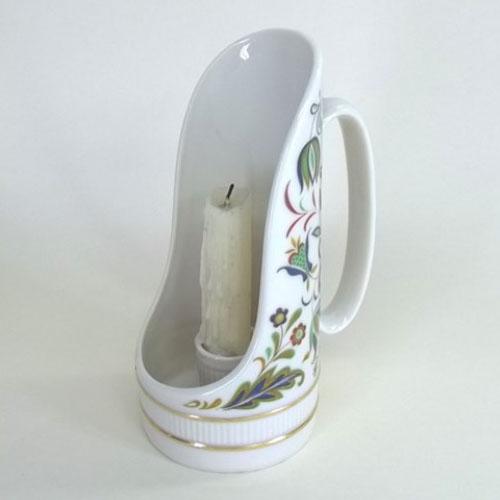 Lenox candle holder