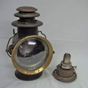 1890 Dietz driving lamp
