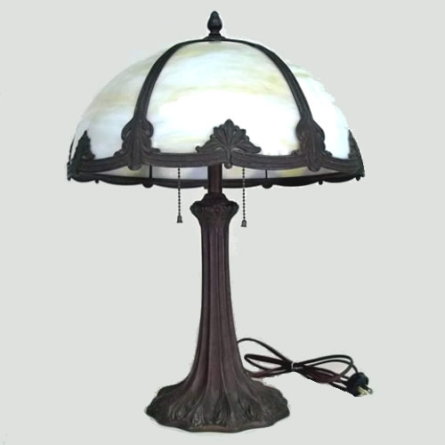 Restored Table Lamps