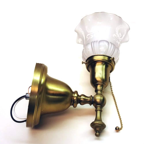 Restored Wall Sconces