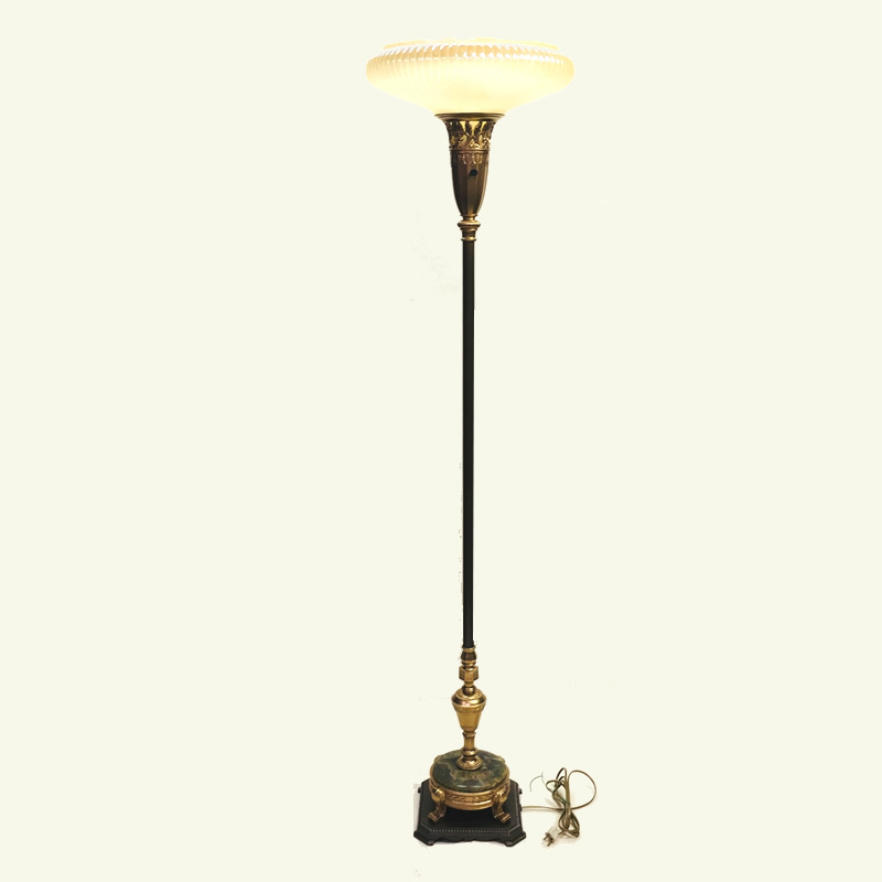 Mutual Sunset Torchiere Floor Lamp Old Lamps Amp Things Llc