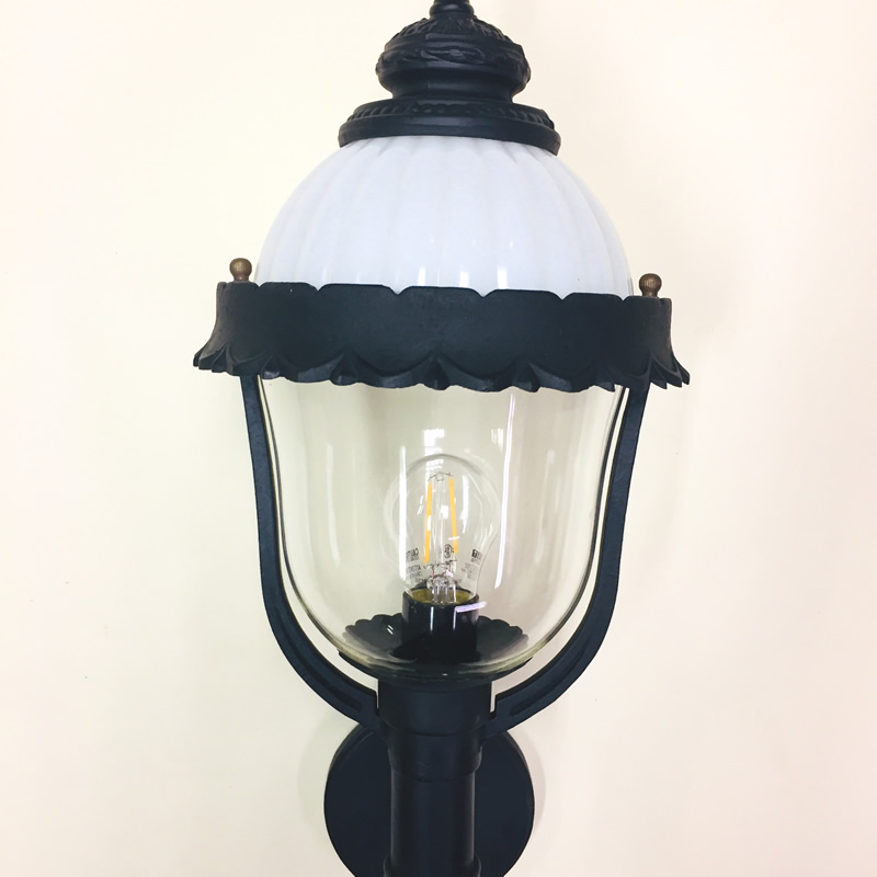 Victorian Style Outdoor Wall Sconce Old Lamps Amp Things Llc