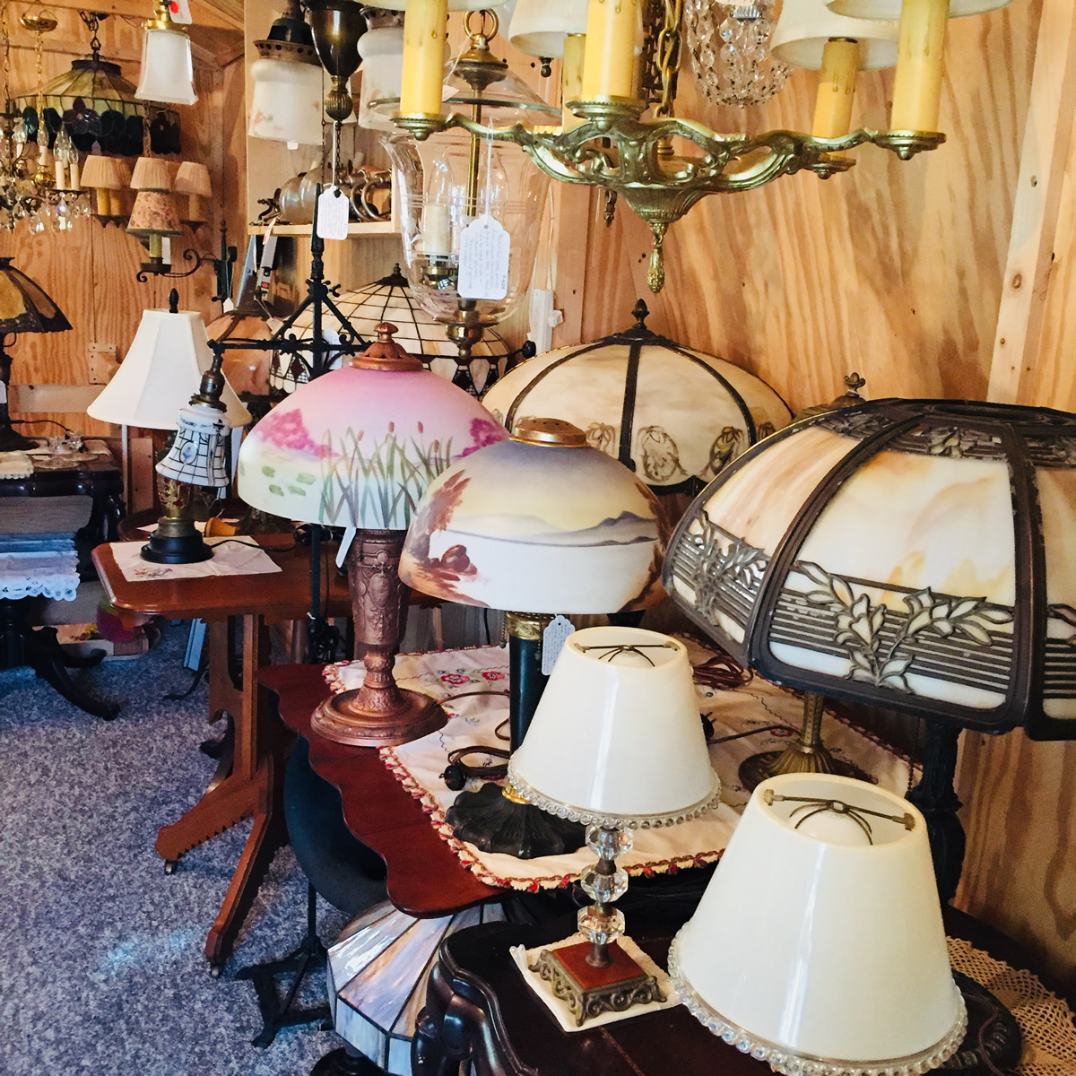 Old Lamps Things Llc Rewiring Antique Floor