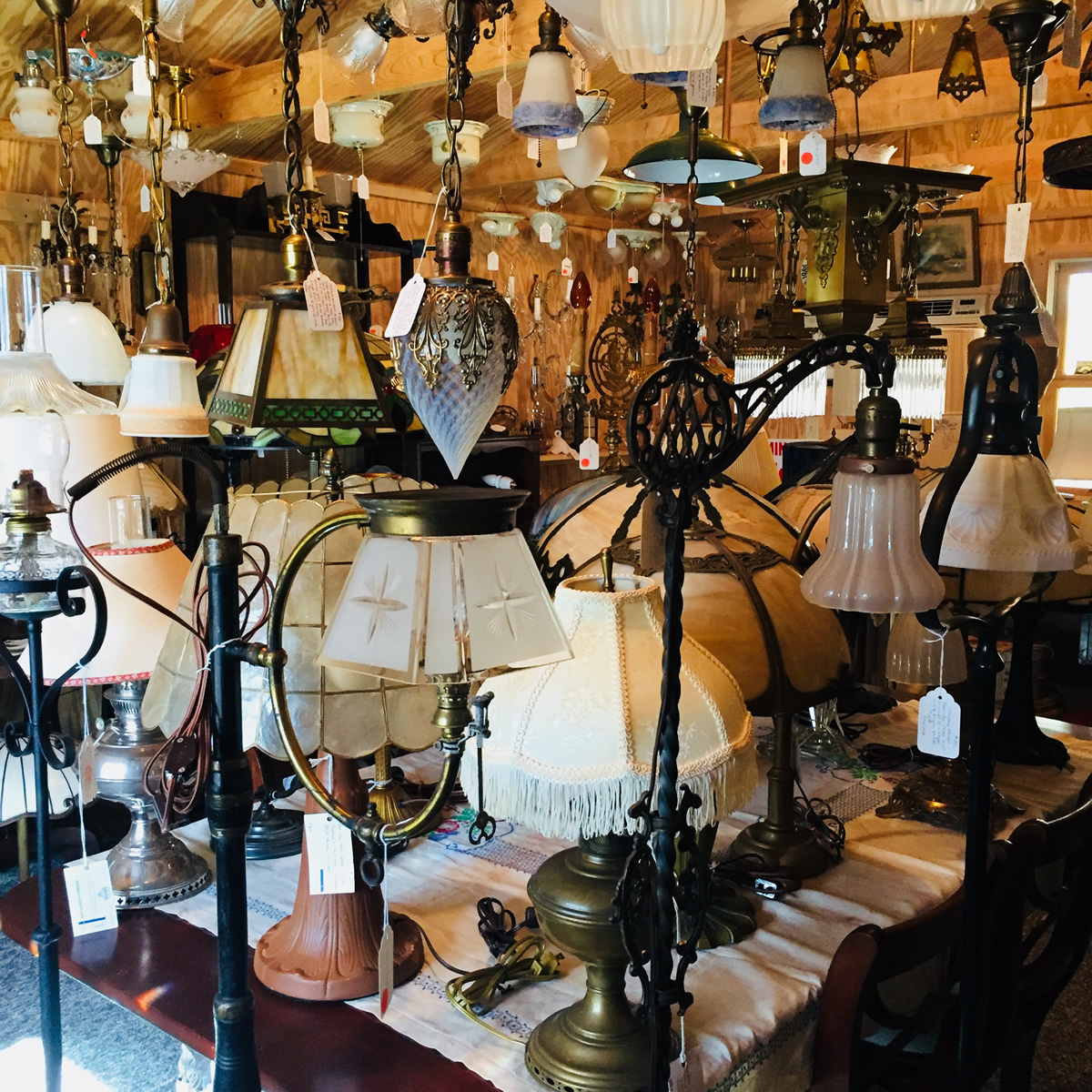 Old Lamps U0026 Things