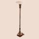 Original 1930s torchiere floor lamp