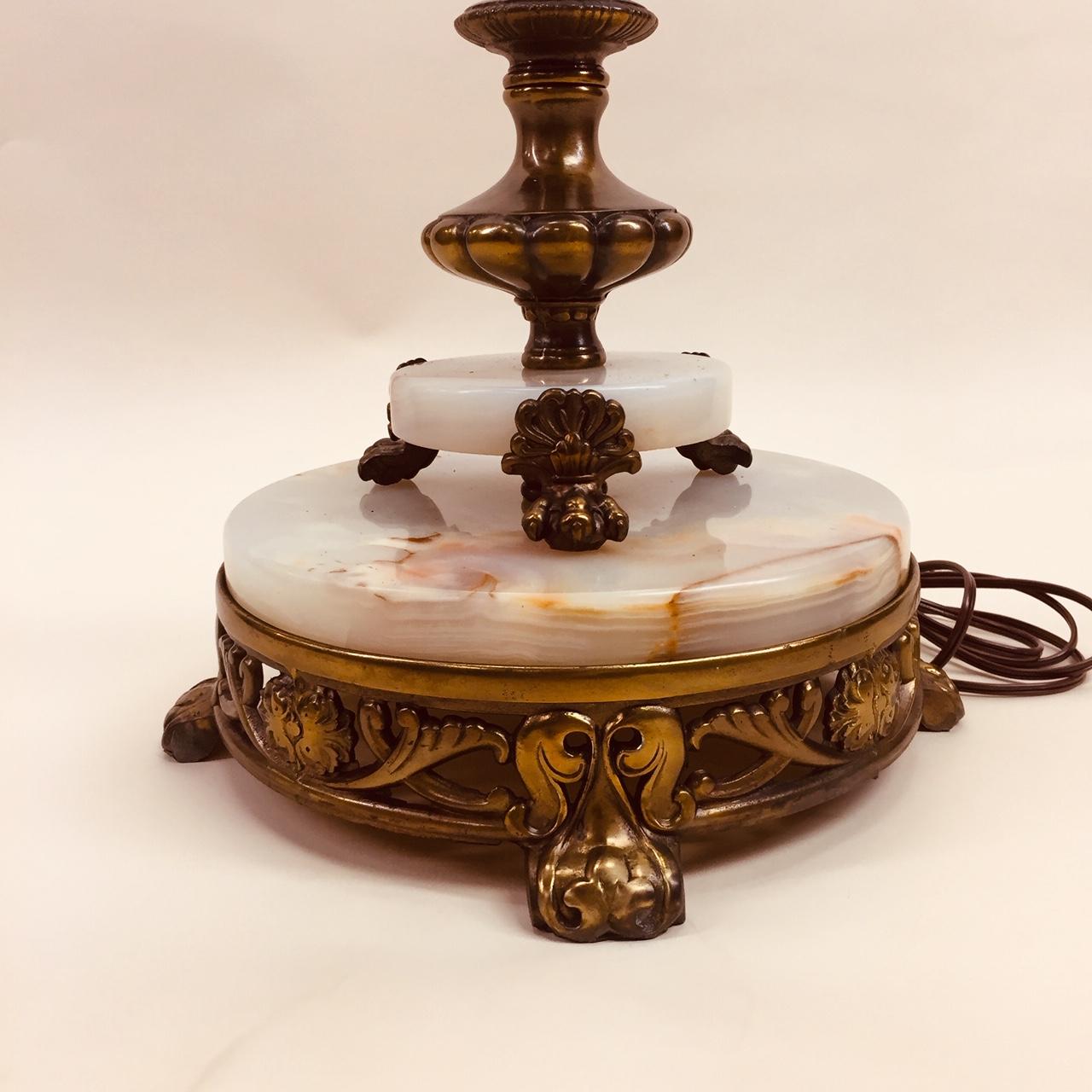 Original 1930s Torchiere Floor Lamp Old Lamps Amp Things Llc