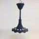 Black steel pendant