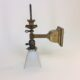 Mission gas/electric sconce